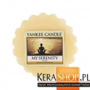 Yankee Candle Classic Wosk My Serenity 22 g